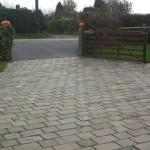 Granite set drive